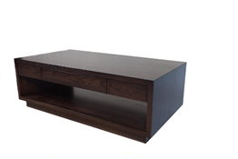 One drawer coffee table
