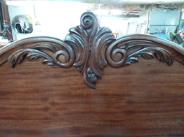 Carved Chiffonier