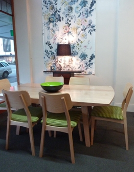 Danish dining suite