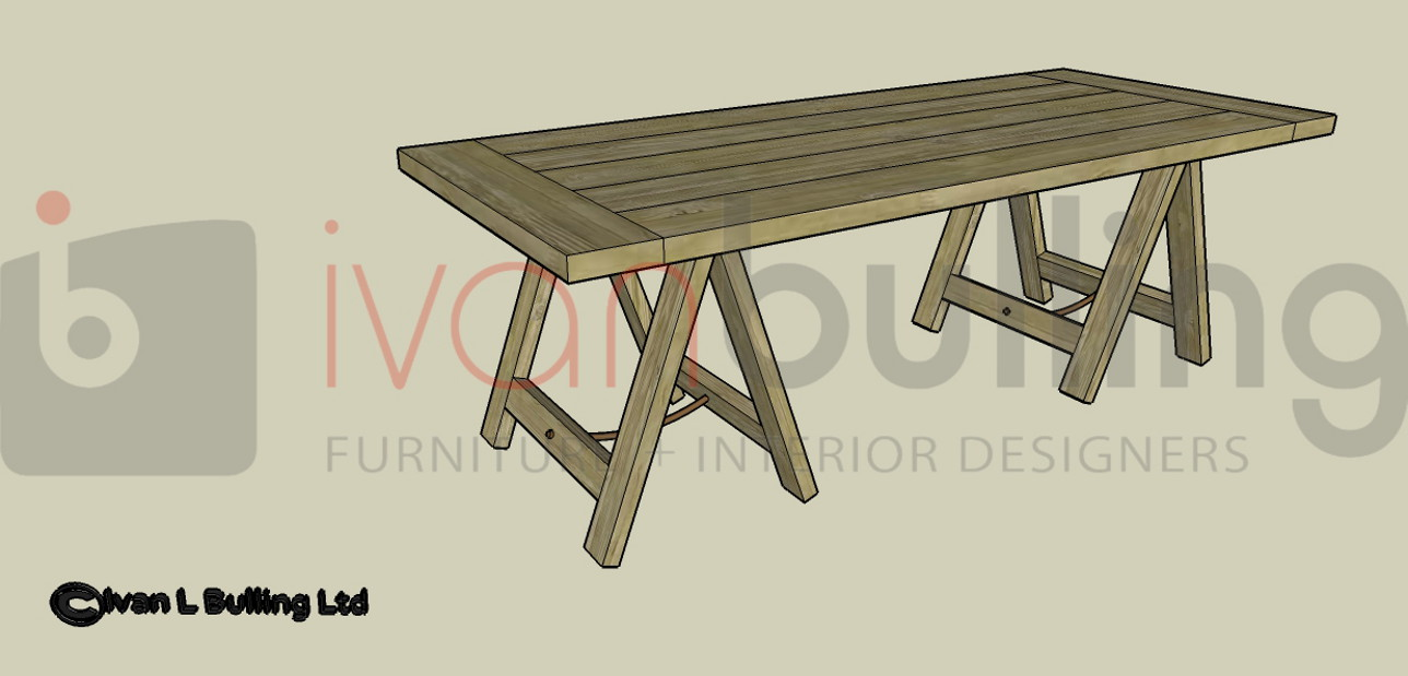 Ryan Outdoor Table